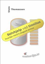 Bilde av boken Selvhjelp ved tinnitus